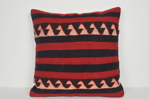 Turkish Kilim Cushions A00797 Tuscan pillows 24x24 Ethnic pillow cases 24x24