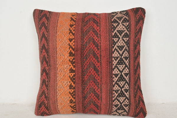 Turkish Pillow Covers C00799 18x18 Bed Bright Natural