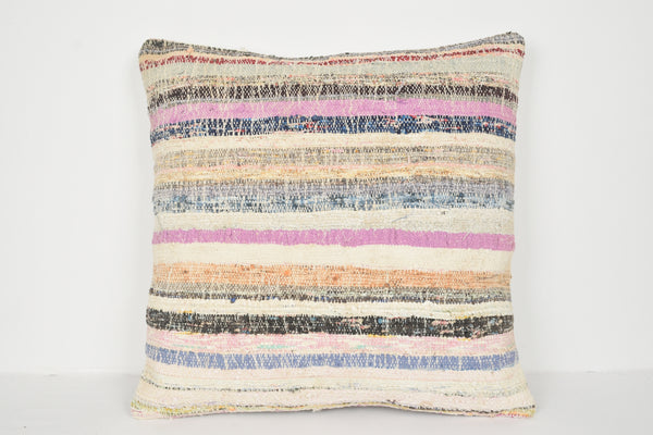 Kilim Pillow Covers Restoration Hardware A00700 24x24 Hand Woven