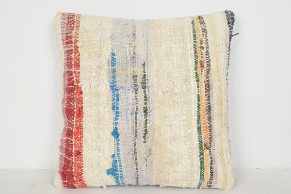 Kilim Rugs Manchester Pillow B01310 20x20 Mid-century