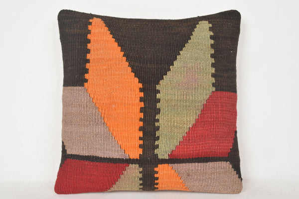 Turkish Chenille Cushions C00210 18x18 Burlap Oriental Furniture