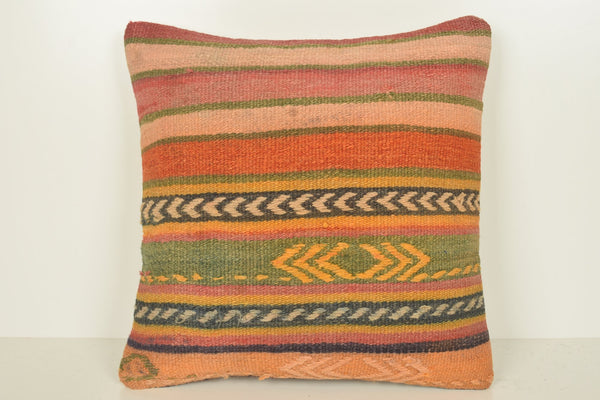 Kilim Pillow Etsy C00906 18x18 Woolen Reliable Right