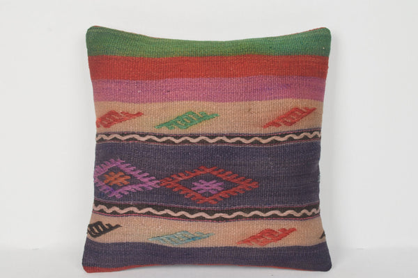 Turkish Wool Pillows D00216 16x16 Garden Natural Northern