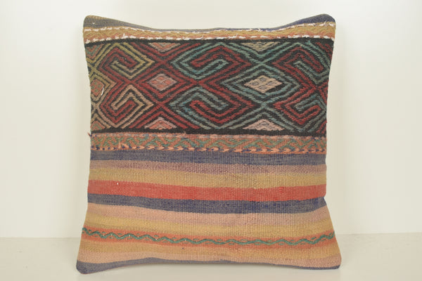 Ikea Turkish Pillows C01519 18x18 Hand knot Shop Rug Textile Accents