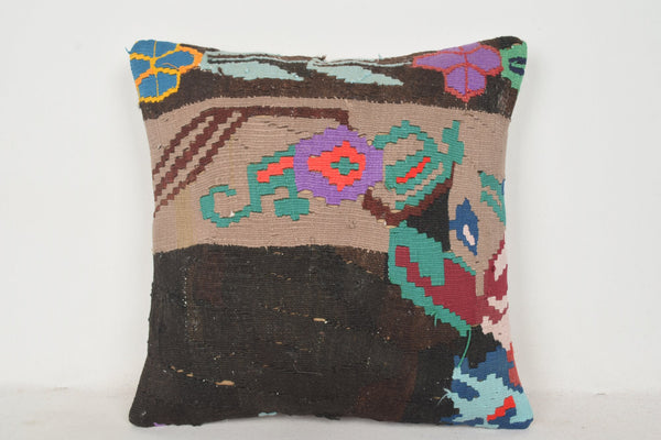Pinterest Kilim Pillows C00637 18x18 Solid Professional Easter