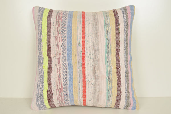 Kilim Cushion Ebay B01940 20x20 Nautical Great Precious