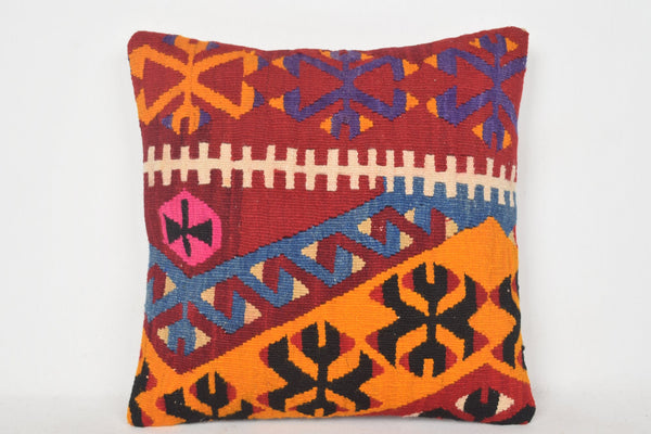 Pastel Turkish Kilim Special Pillow Natural Wholesale