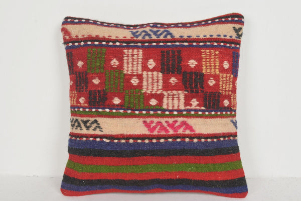 Kilim Printed Rug Pillow D01944 Best Needlework Victorian Shabby Chic