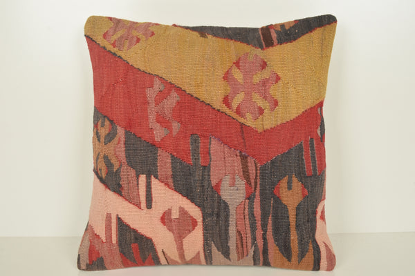 Turkish Cushion Covers C01550 18x18 Bohemian Historic Low-priced