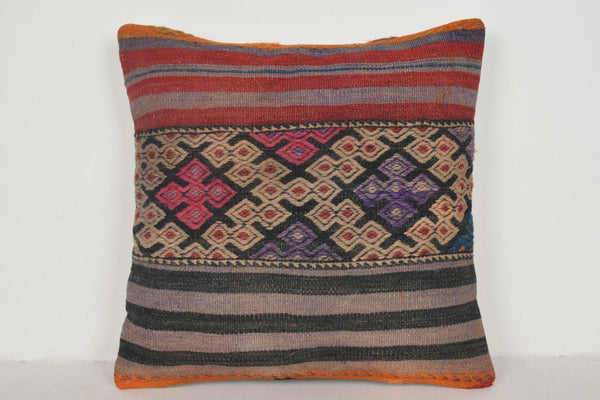 Kilim Maymana Rugs Pillow B00115 20x20 Collection Oriental Design