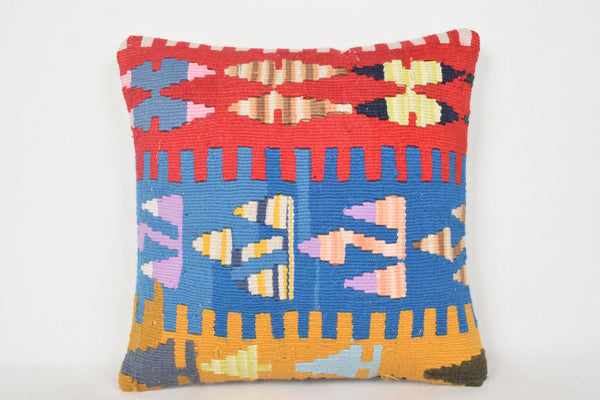 Boho Turkish Rich Kilim Pillow Professional Case