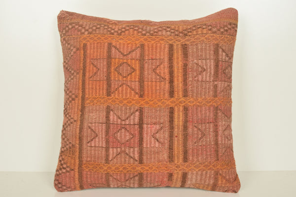 Kilim Cushion Covers eBay C01556 18x18 Tribal Handmade Moroccan