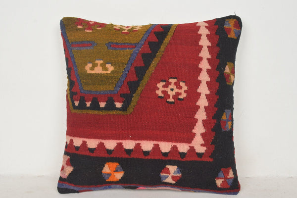 Kilim Pillow Etsy C00658 18x18 Celtic Room Hotel