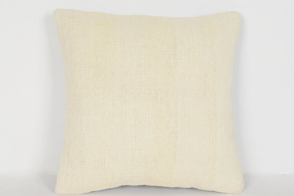 Turkish Woven Cushions D00416 16x16 Moroccan Coastal Bench