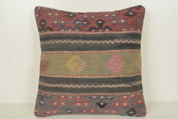 Turkish Pillows Vancouver C01163 18x18 Ornament Right Flat