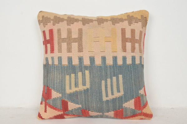 Kilim Cushion Wholesale C00665 18x18 Normal Embroidery Best