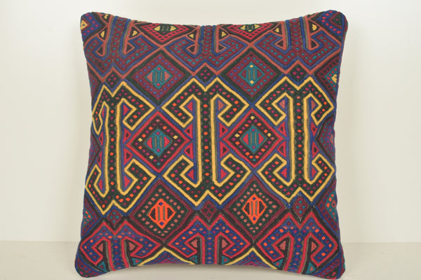 Turkish Pillow Bread C01570 18x18 Artwork Special Rug Retro