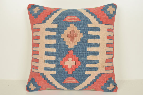 Kilim Cushion Covers India C01577 18x18 Regional Great Nursery Comfortable