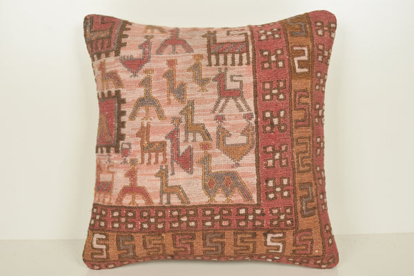 Kilim Pillow Covers Grandin Road C01579 18x18 Accents Modernistic