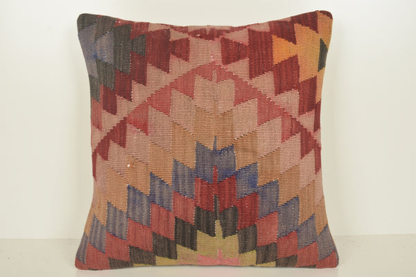 Turkish Pillows for Sale C01584 18x18 Woollen Village Modern Society