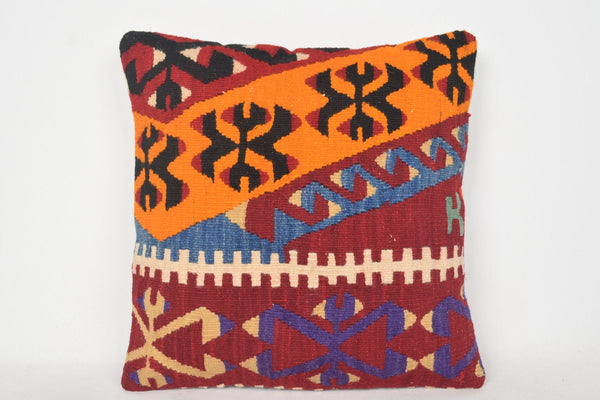 Turkish Inspired Cushions C00119 18x18 Midcentury Folk Gift