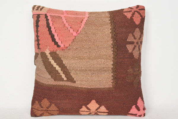 Kilim Cushion Ikea C00220 18x18 Technical Nursery Ornament