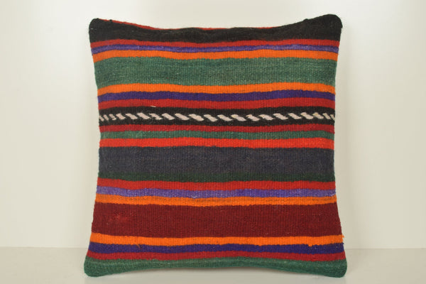 Bohemian Print Pillows B02020 20x20 Wool Historic Beach