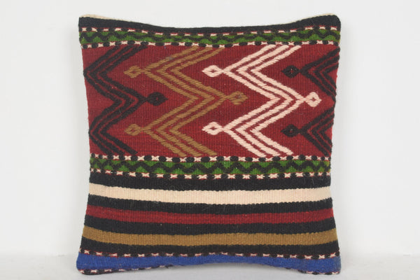 Vintage Kilim Cushions Australia D00523 16x16 Mexican Collection Easter