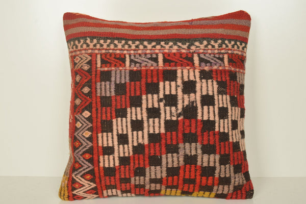 Vintage Turkish Rug Etsy Pillow B02026 20x20