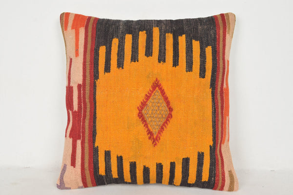 Kilim Cushions London C00528 18x18 Precious Folk Reasonable