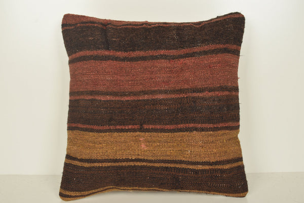Kilim Pillow Gold C01284 18x18 Cool Society Free shipping
