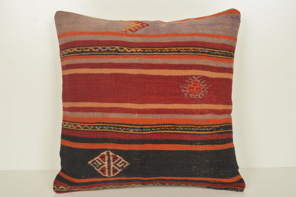 Kilim Pillows Large C01003 18x18 Tuscan Precious Tradition