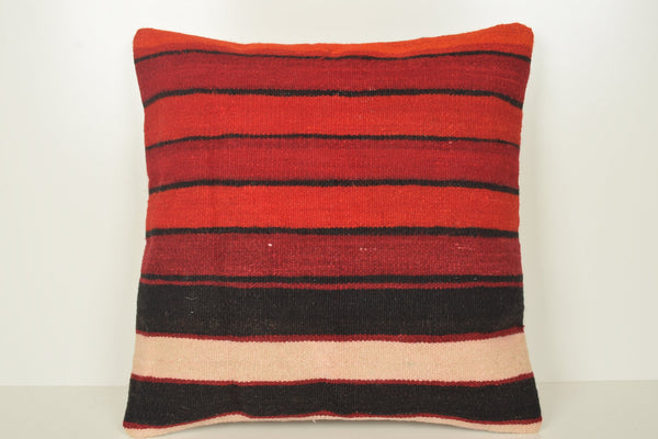 Turkish Kilim Cushion Covers B02003 20x20 Neutral Pattern Furnishing