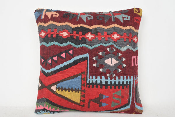 Turkish Style Throw Pillows C00303 18x18 Adorning Hand crafted Western