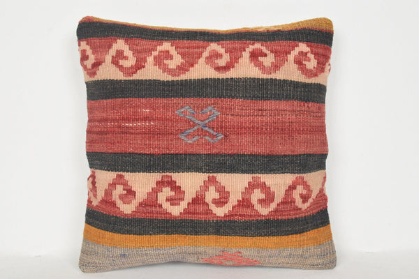Kilim Cushion Wholesale D00933 16x16 Celtic Design Urban