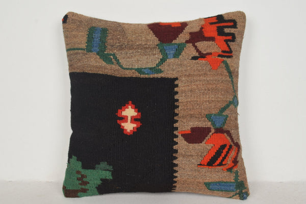 Modern Bohemian Pillows B00135 20x20 Chair Crochet Strong