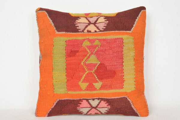 Kilim Pillow Covers on Sale C00235 18x18 Comfort Society Best