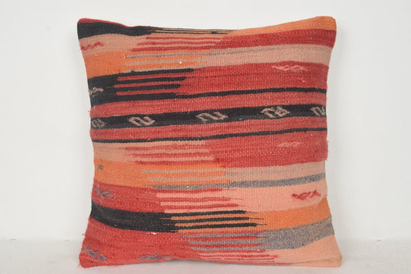 Tribal Stitches Pillow B00735 20x20 Modern Mythological Embroidery