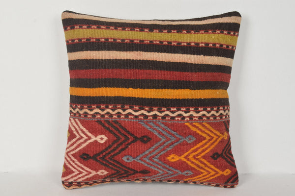 Kilim Cushions Perth D00269 16x16 Turkish Easter Retail