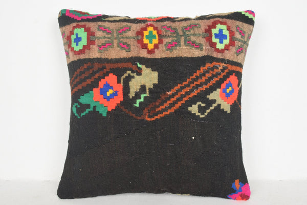 Kilim Rugs Sundance Pillow B00104 20x20 Antique Pattern Bohemian