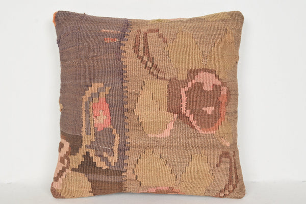 Kilim Pillows On Sale D00941 16x16 Primary Home Comfortable
