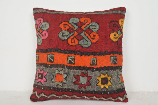 Oushak Rug Pillows B00541 20x20 Urban Room Knotted Throw