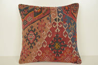 Buy Kilim Cushion Covers C00842 18x18 Euro sham Craft Retro