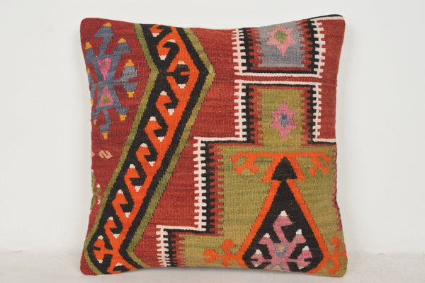 Vintage Kilim Cushions Australia C00442 18x18 Nautical Bohemian Bedding