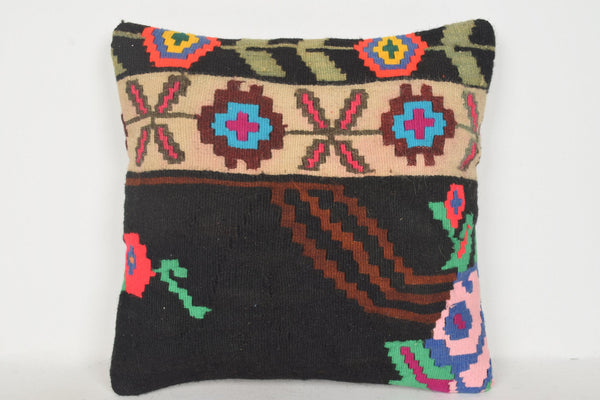 Bohemian Pillow Case D00943 16x16 Floral Western Craft