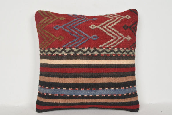 Turkish Chenille Cushions D00443 16x16 Lifestyle Gypsy Christmas