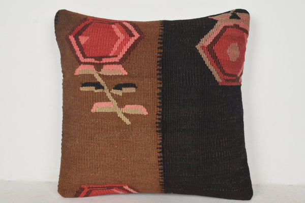 Kilim Rugs Adelaide Pillow B00148 20x20 Fragment Special Embellishing