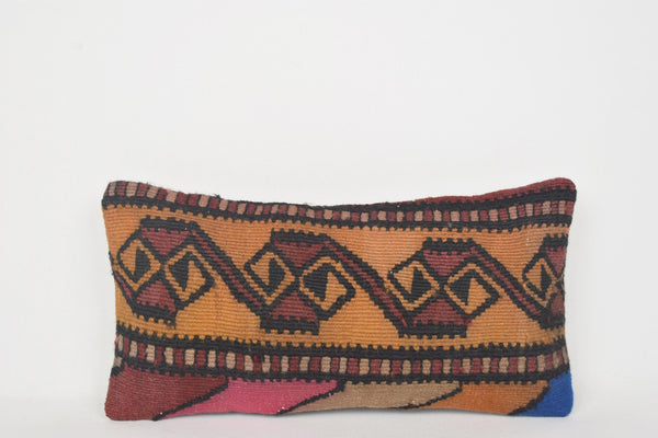 Vintage Pillow Wholesale G00028 Knitted Navajo Folk Art Historical