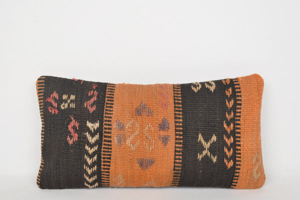 Floral Kilim Rugs Pillow G00075 Lifestyle Mid-century Accents Seat