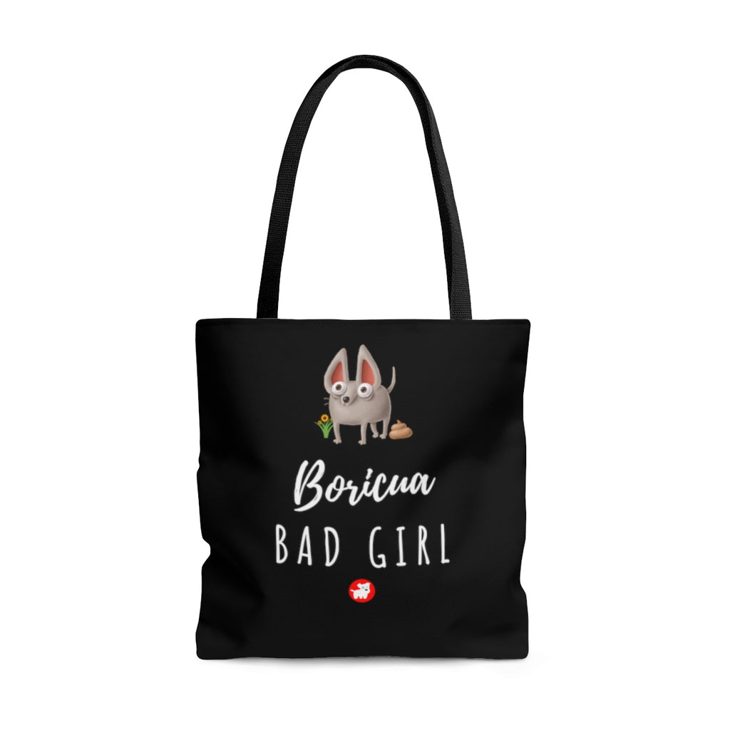 "Bolso de mano: ""Boricua Bad Girl"""